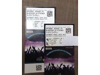 2 X Anthony Joshua tickets