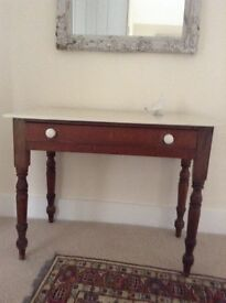 Pine CONSOLE TABLE