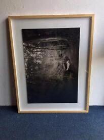 Large poster / picture / print frame (42 x 33 inches/107 x 84 cm) - £20 each or 2 x £35