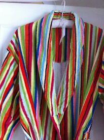 Bath Robe - Coat of many Colours