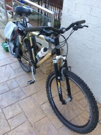 Gents large frame mountain bike