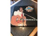 Elvis Presley Boxed Vinyl Records. Greatest Hits. Seven LPs