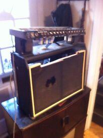 Fender Super Twin Amplifier