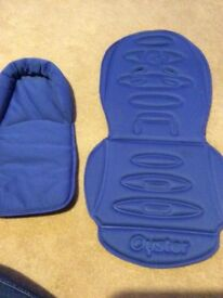 Oyster stroller part colour pack