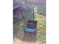 Bosch mower AHM38G