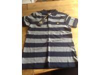 Genuine Lyle and Scott polo shirt