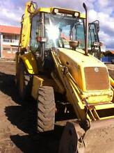 bACKHOE, LOADER IDEAL FOR FARM Thornton Maitland Area Preview