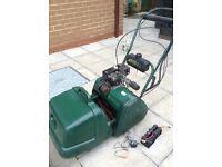 Atco Balmoral 14SE Petrol Lawnmower