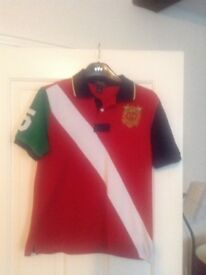 Ralph Lauren polo shirt original aged 14-16