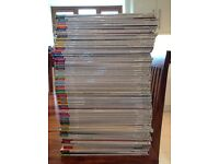 Cookery Magazines - Delicious Magazine - Collection of 70