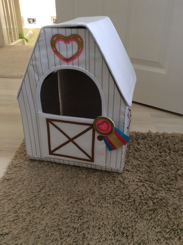 Build a bear stable/barn