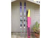 Pair of Rossignol Ski's