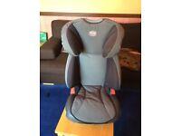 Britax Car Seat - age 4 plus
