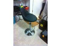 Chrome Plated bar stool