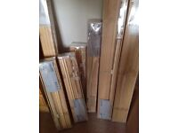 Ikea wooden blinds new