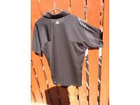 Adidas Formation golf polo shirt black
