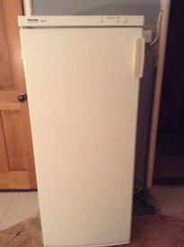 Meile upright freezer