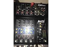 Alto ZMX 862 mixer