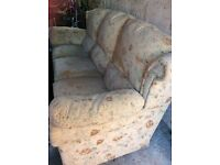 Comfy large sofa / settee for sale