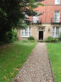 Preston city centre, self contained modern furnished studio in large Victorian house