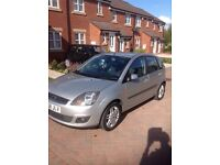 Ford Fiesta 1.4 a Ghia for sale or swap C1 or 107
