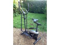 Everlast EV-470 2-in-1 Cross Trainer/Exercise Bike (Delivery Available)