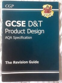 GCSE D&T Product Design Revision Guidebook -AQA