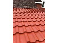 Light weight roofing