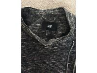 Woman's jacket from H and M , size 12 but see photos re size etc ...................................