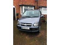 SOLD, SOLD, SOLD, SOLD - Vauxhall Agila Design Twinport