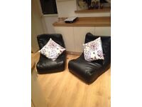 Gaming/full leather bean bag chairs
