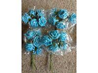 Foam wedding Roses