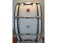 Vintage Premier Marching Bass Drum