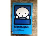 Silent Nights baby sleep book £1 HAROLD HILL
