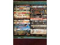 Job lot collection of DVDs