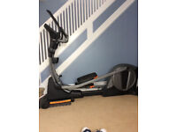 NordicTrack E10.0 Elite Series Rear Drive Foldable Elliptical Cross Trainer A1 Condition