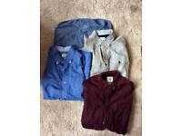 Men's Shirt Bundle - Size Small