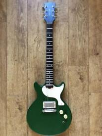 Reduced Price: Gordon Smith GS1 in factory British Racing Green
