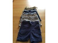 5 pair of boys shorts 18 months - 24 months