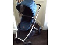 Britax B-Ready Double Pram with all accessories and extras!!!! LIKE NEW! 2014 model!