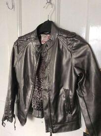 Silver/grey jacket