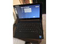Lenova touch screen netbook