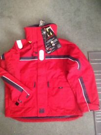 Xm off shore sailing coat