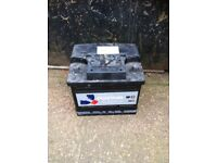 Good working car battery