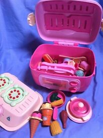 ELC Portable Toy Cooker
