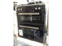Beko intergrated 72cm double fan oven. £299 new/graded 12 month Gtee