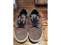 Vans all weather skate shoes - mint REDUCED!!!!!!!!
