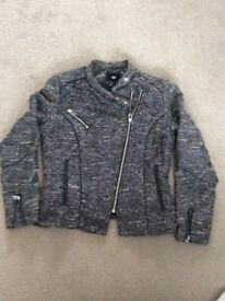 Womam's Jacket from H and M , size 12 but see photos for size £5 ...................................