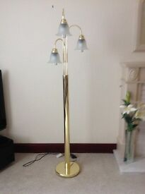 Floor standing light