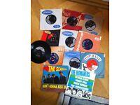 "45 RPM 7"" Vinyl – Late 50's / 60's Pop Chart Singles & EP's"